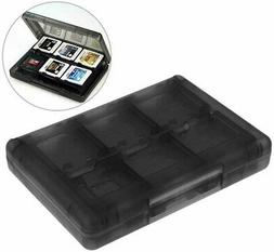 TOOGOO 24-in-1 Game Card Case Compatible with Nintendo 3DS,