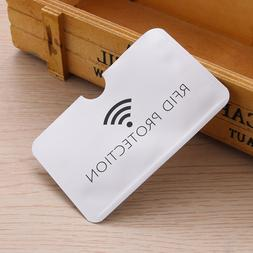 10/20Pcs Anti <font><b>Rfid</b></font> ID <font><b>Card</b><