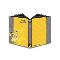 9-Pocket Pokemon Full-View Pro Binder: Pikachu Album
