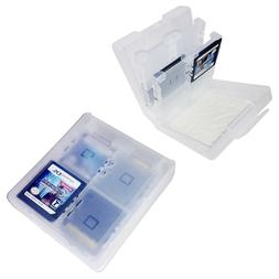 HDE 16-in-1 Game Card Travel Case Protective Storage Holder