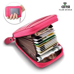 Best RFID Blocking Wallet Credit Card Holder for Travel and