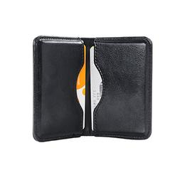Metal Money Clip Wallet Credit Card Holder Minimalist RFID B