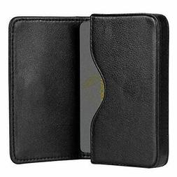 MaxGear Business Card Holder Case Leather Pocket Business Ca