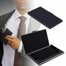 business card holder professional stainless steel business