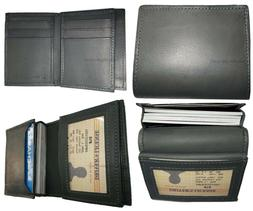 Card case. Women/men's Leather Business Credit Card ID card