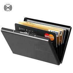 compact front pocket slim credit card holder