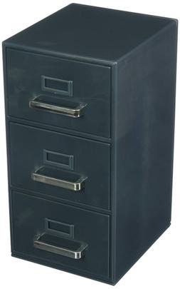 Forum Novelties 73663 3-Drawer Mini Filing Cabinet