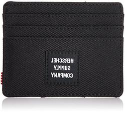 Herschel Supply Co. Felix Wallet  in Black NWT Free Shipping
