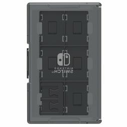 HORI Game Card Case 24 for Nintendo Switch Officially Licens