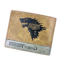 Game of Thrones Men's Wallet Card, Cash Holder. Several Laye