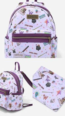 Loungefly Harry Potter Weasley's Wizard Wheezes Backpack And