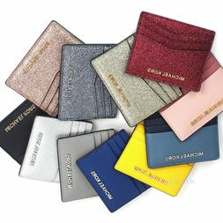 jet set travel large leather credit card