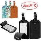 Luggage Tags Name Card Holder Travel Bag Suitcase Backpack