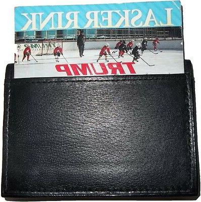 2 men's card fifty cards holder