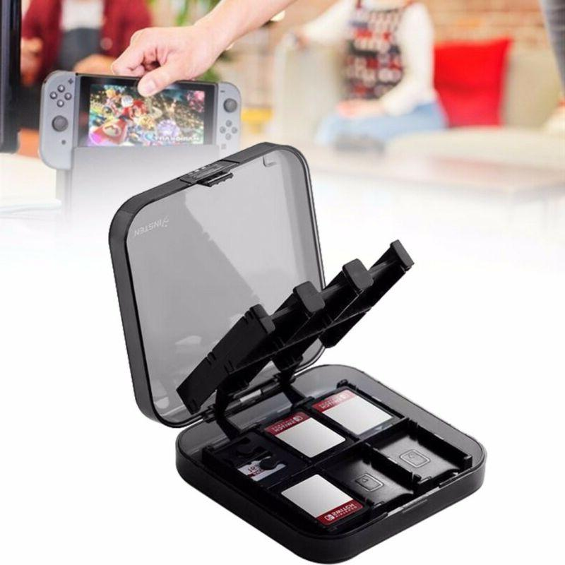 24 In Card Protective Hard For Nintendo Switch US