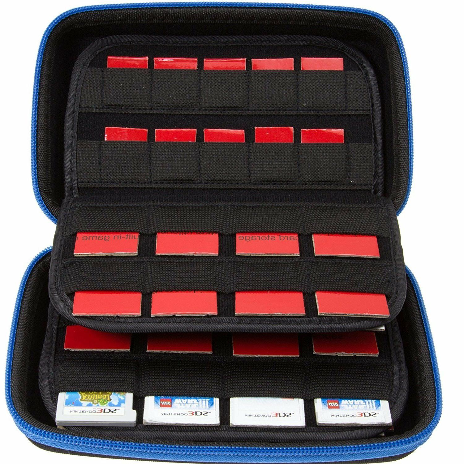 68 Holder Case for Vita/3DS/2DS/DS Game