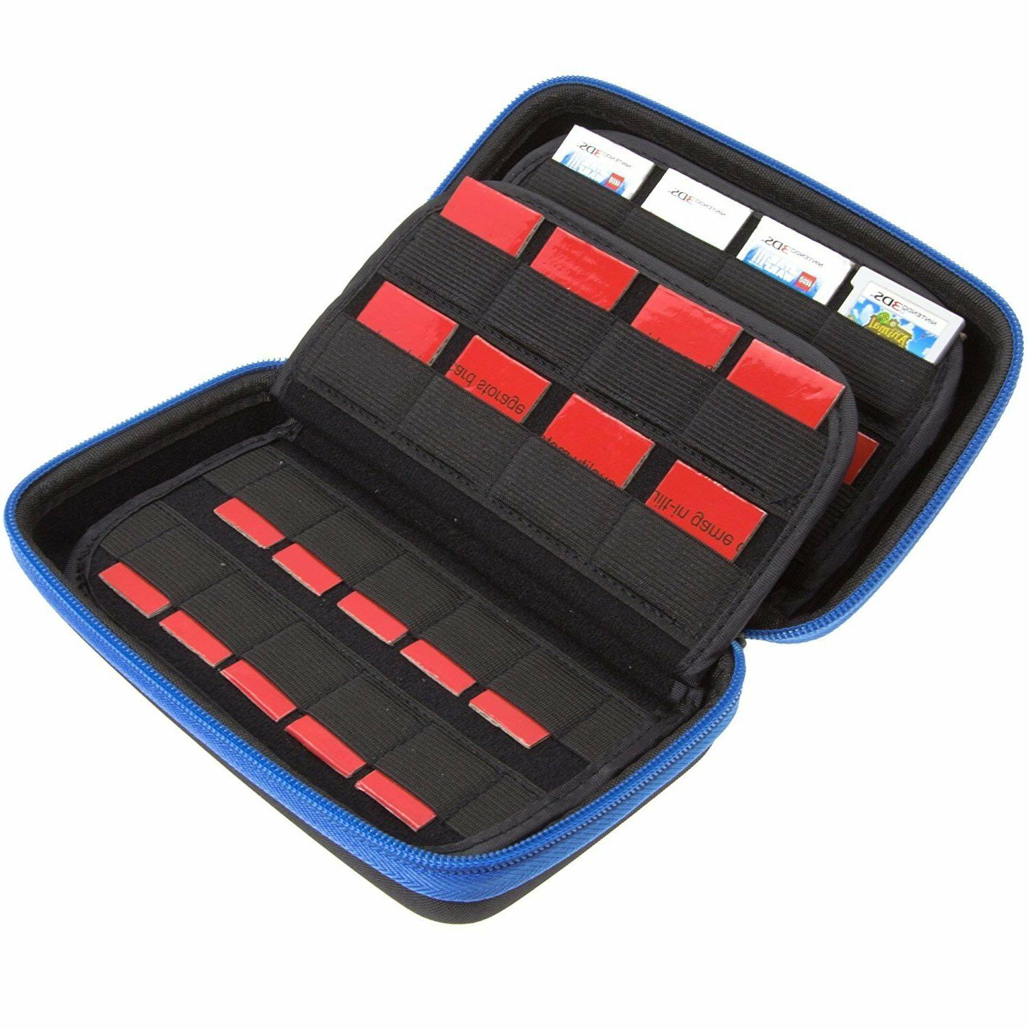 68 Case for Nintendo Switch/PS Vita/3DS/2DS/DS Cards