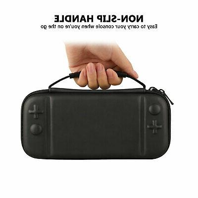 Accessories Case Bag+Game Card Holder+ Cable+Protector for Switch