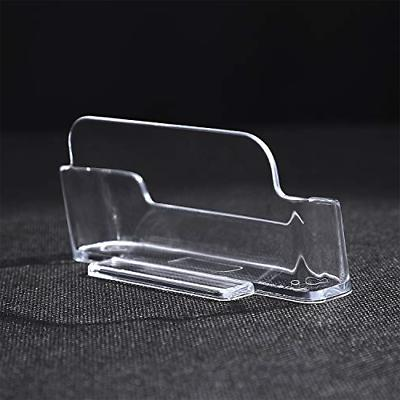 MaxGear Business Holder Stand for Clear Business Card Stand 3