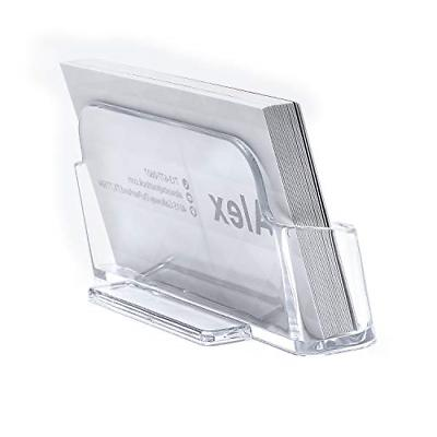MaxGear Holder for Clear Business Card Stand 3