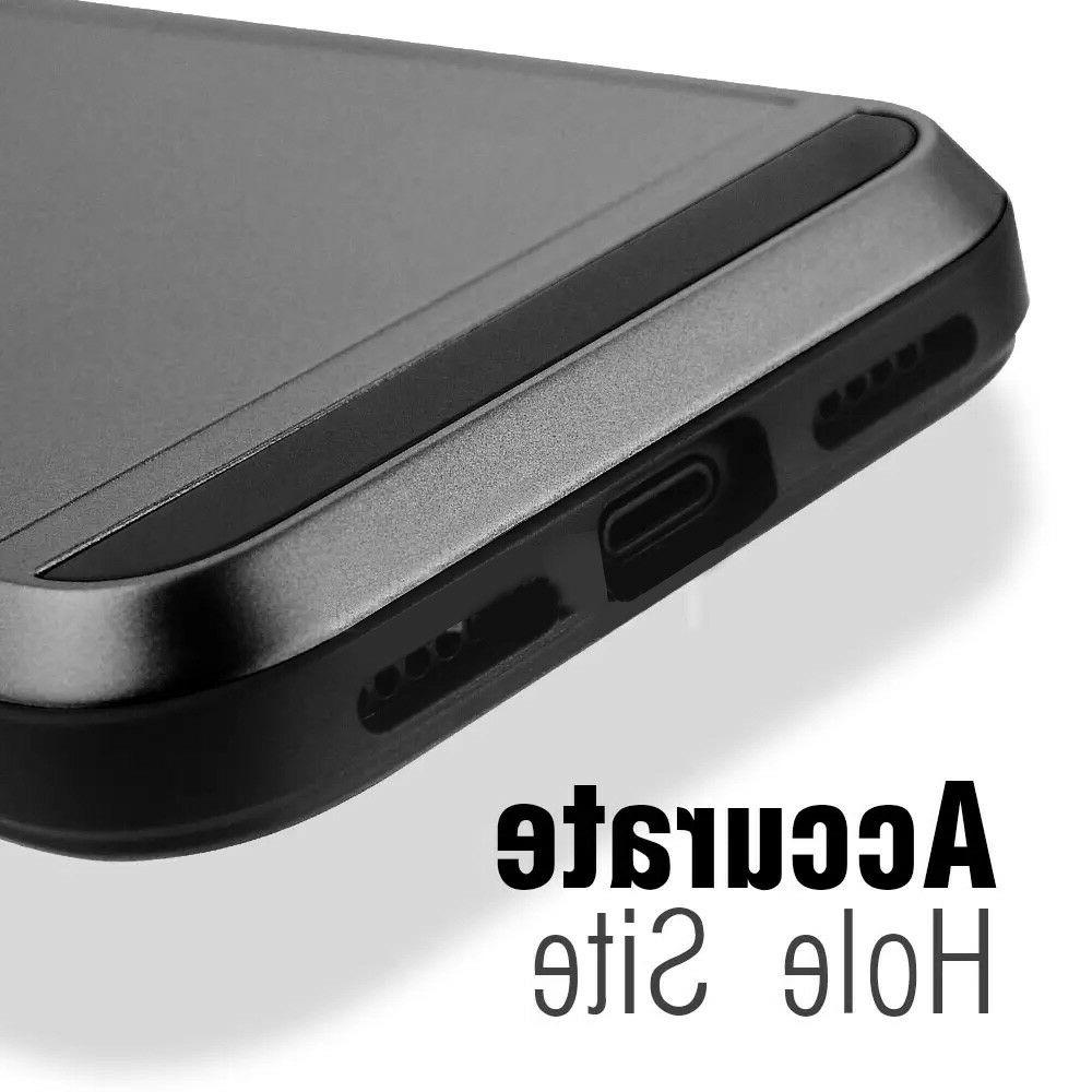 For Apple Max/XR/X With Credit Card Holder