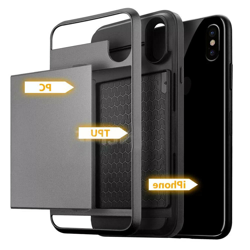 For iPhone Max/XR/X Hard With Holder