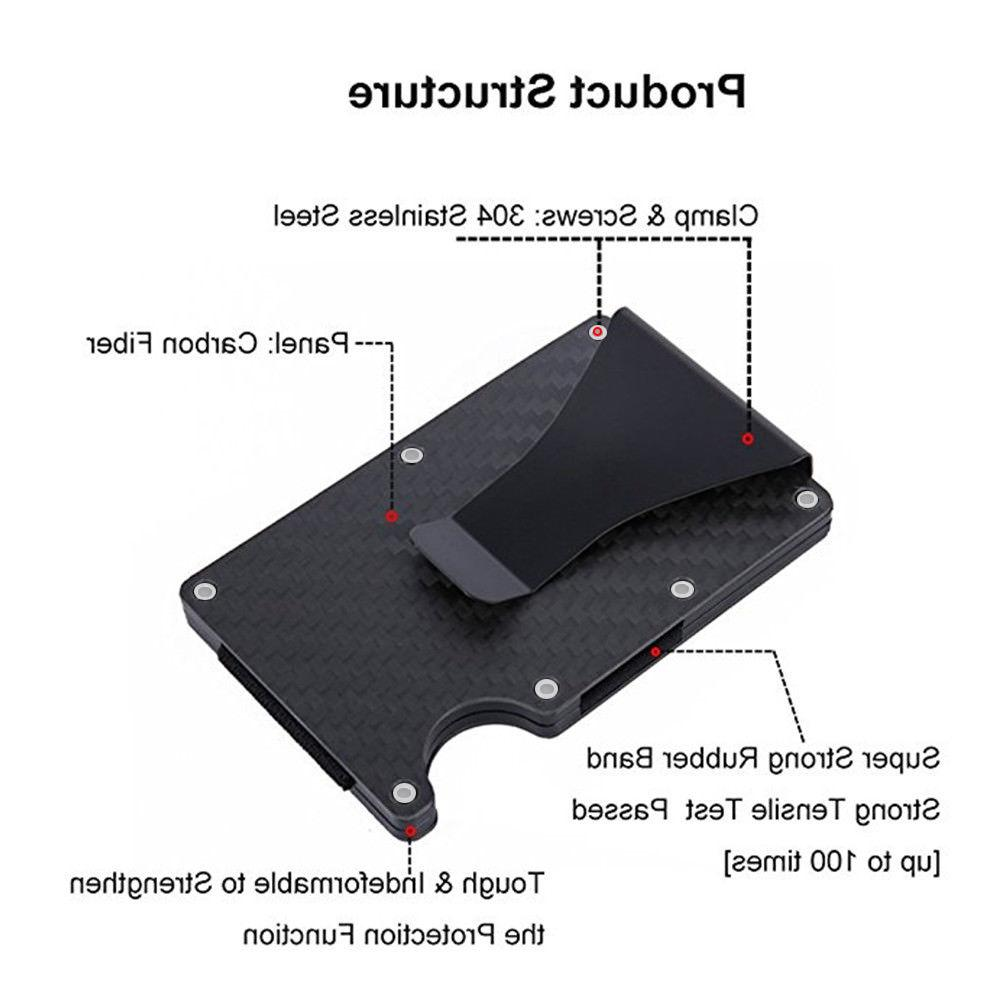 Black Carbon Wallet