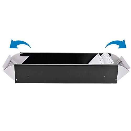 """MaxGear Business Business Card Storage Box Business Size 2.2"""" x 3.6"""", Large Capacity 800 Cards"""