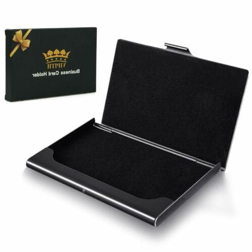 Business Professional Stainless Name Card Case