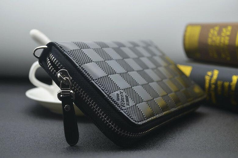 Business Men's Wallet Zipper