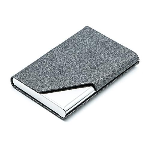 Business Luxury Case,Business Card Wallet Credit Case/Holder for Men & Women - Keep Your Business Cards ¡