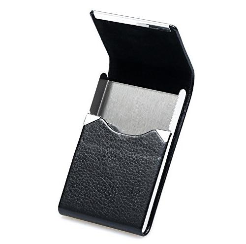 Bussiness Name Card / Slim ID Card Holder With Shut -