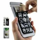 Categories Phone Wallet Adhesive Card Holder Cell Pouch Stic