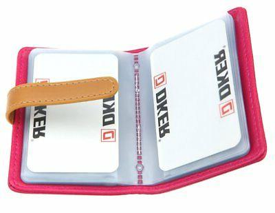 DKER Card Holder with Card Slots Style Size X