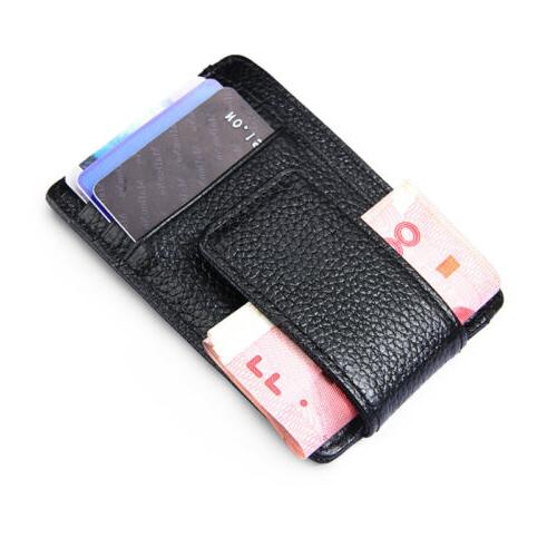 Front Wallet Clip ID Credit