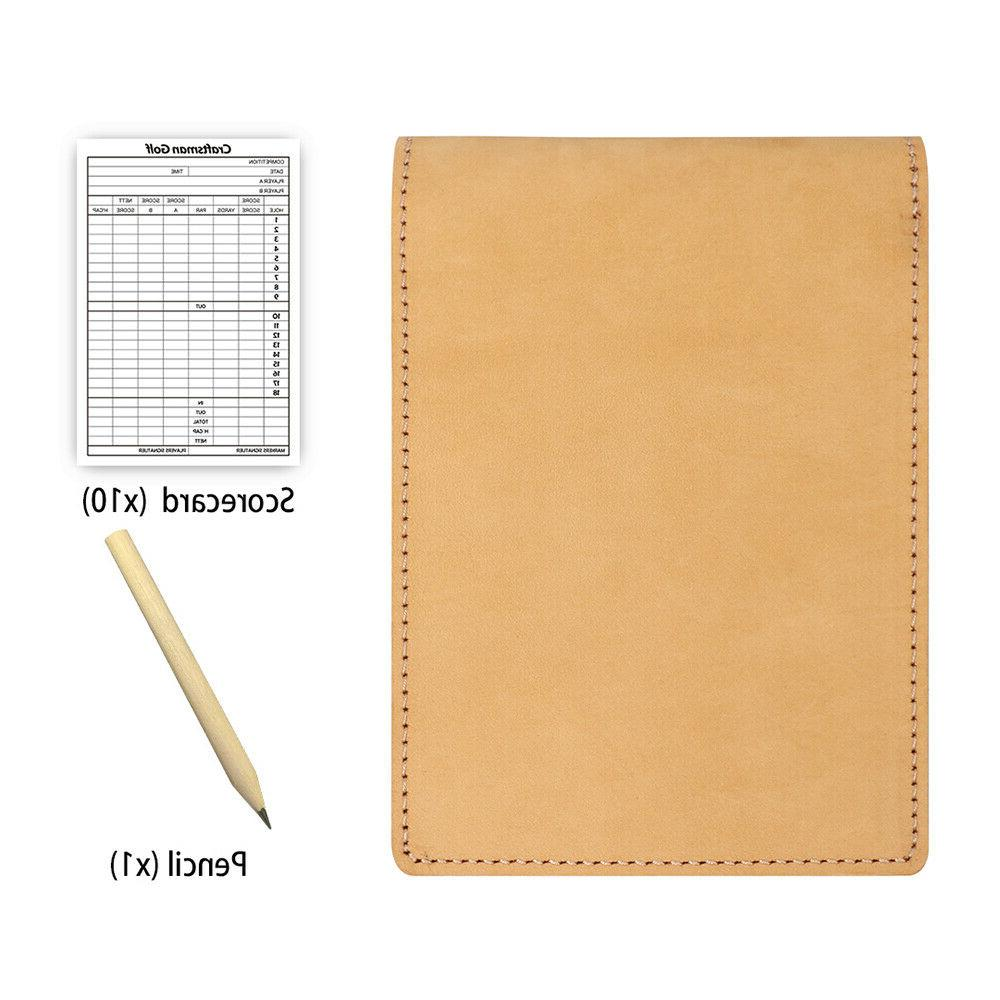 Book Holder Magnetic Closure Free Pencil Card
