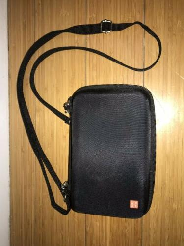 Hard Carrying Bag Pouch w/ Holder for Nintendo 3DS XL