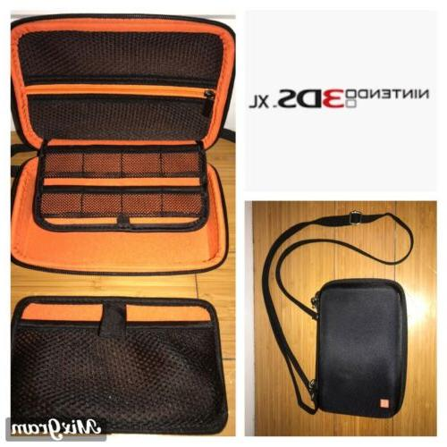 hard carrying case bag pouch w game