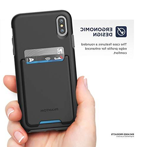 Encased iPhone Xs Cover Slot
