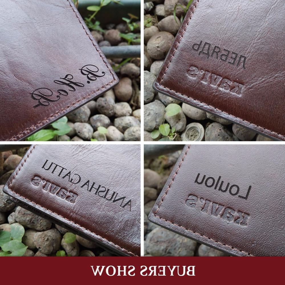 Passport Cover Genuine Cow Leather ID <font><b>Card</b></font> <font><b>Holder</b></font> Travel Wallet Purse