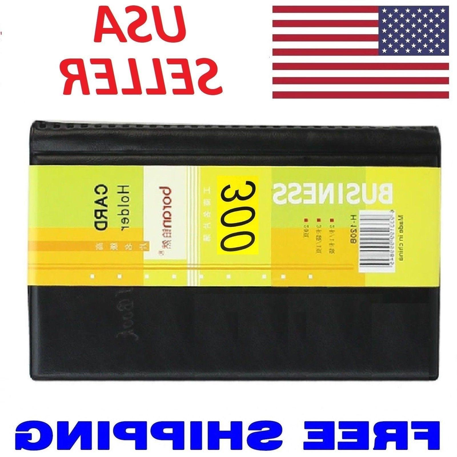 leather 300 cards business name id credit