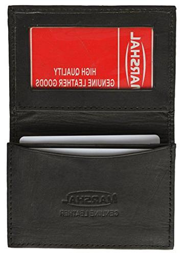 New Leather Holder Money Card