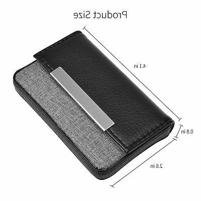 MaxGear Business Card Holder Business Case