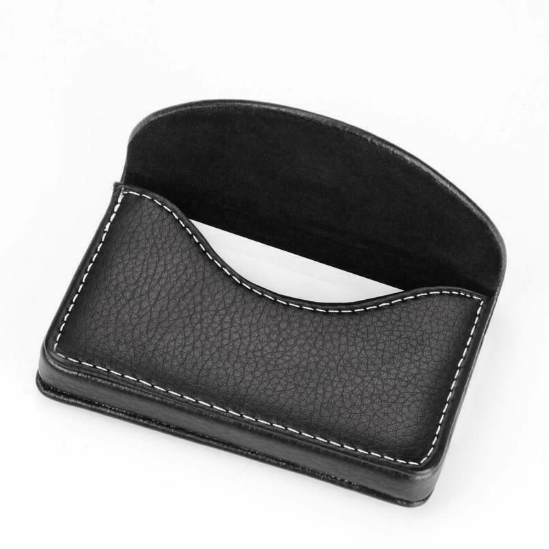 MaxGear Leather Business Credit Magnetic