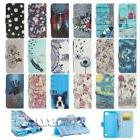For LG Q6 Phone PU Leather Case Card Holder Wallet Magnetic