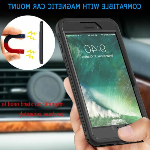 Hybrid Credit Holder Phone Case Cover For iPhone 6