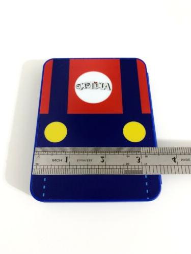 Mario Game Card Holder Magnetic Storage