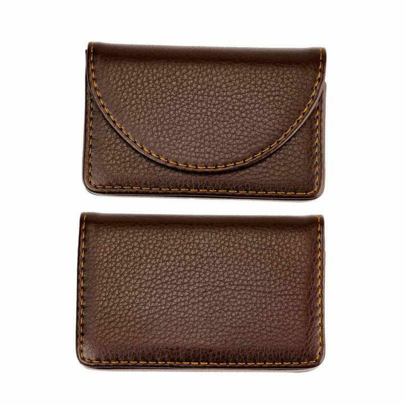Maxgear Leather Holder Cards Case With Shut