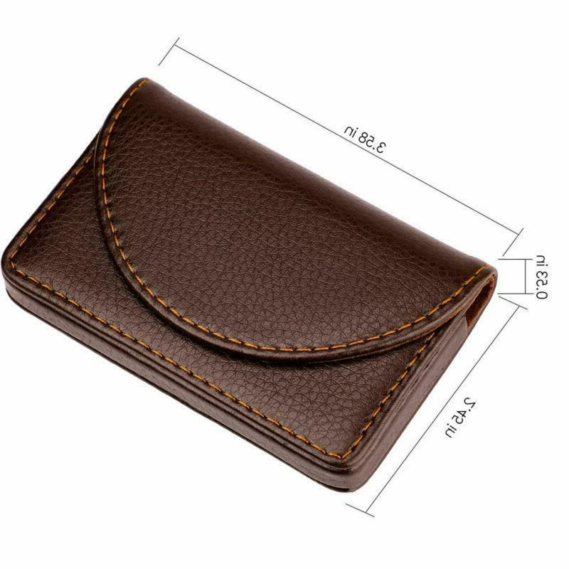 Maxgear Leather Holder With Magnetic Coff