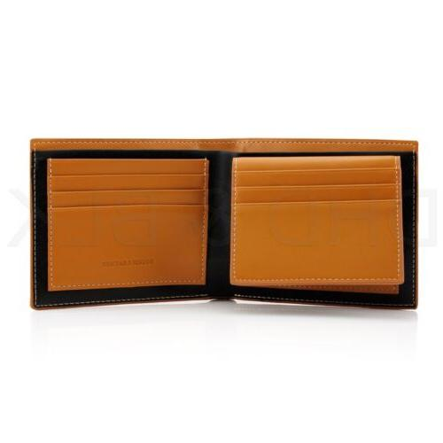 Men's Card Holder Wallet Billfold Handbag